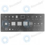 Apple iPhone 6 Plus Board chip BGA template