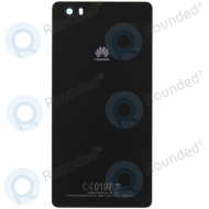 Huawei P8 Lite Battery cover black