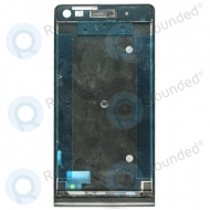 Huawei Ascend P7 Mini Front cover black