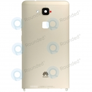 Huawei Ascend Mate 7 Battery cover gold