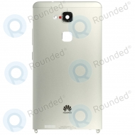 Huawei Ascend Mate 7 Battery cover silver