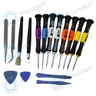Best BST-2408 Tool set (16pcs)