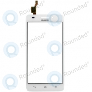 Huawei Ascend G620s Digitizer touchpanel white