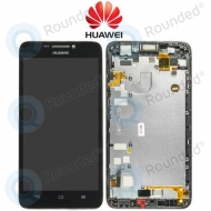 Huawei Ascend G630 Display unit complete black