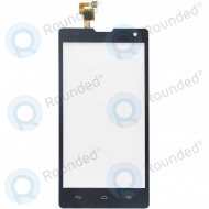 Huawei Honor 3C Digitizer touchpanel black