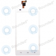 Huawei Honor 3C Digitizer touchpanel white