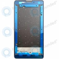 Huawei Honor 3C Front cover black