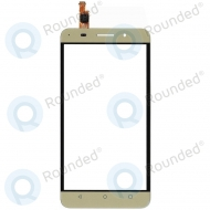 Huawei Honor 4X Digitizer touchpanel gold