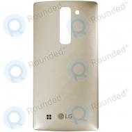 LG G4c (H525N) Battery cover gold incl. NFC ACQ88014303