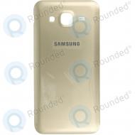 Samsung Galaxy J5 (SM-J500F) Battery cover gold GH98-37588B