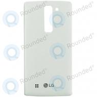 LG G4c (H525N) Battery cover white incl. NFC ACQ88318301; ACQ88378052
