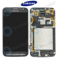 Samsung Galaxy Core Advance (GT-I8580) Display unit complete blueGH97-15297A