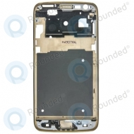 Samsung Galaxy Core LTE (SM-G386F) Front cover silver GH98-30925A