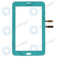 Samsung Galaxy Tab 3 Lite 7.0 (SM-T110, SM-T111) Digitizer touchpanel light blue