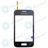 Samsung Galaxy Young 2 (SM-G130) Digitizer touchpanel black GH96-07083B