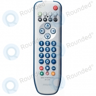 Philips  Universal remote control SRP3004/10 (4-in1) SRP3004/10