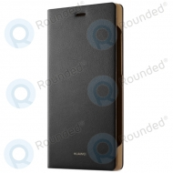 Huawei P8 Flip cover black (51990828) (51990828)