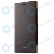Huawei P8 Flip cover brown (51990830) (51990830)