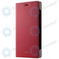 Huawei P8 Flip cover red (51990832) (51990832)