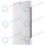 Huawei P8 Flip cover white (51990829) (51990829)