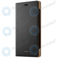 Huawei P8 Lite Flip cover black (51990917) (51990917)