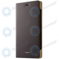 Huawei P8 Lite Flip cover brown (51990919) (51990919)