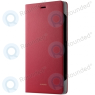 Huawei P8 Lite Flip cover red (51990921) (51990921)