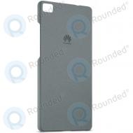 Huawei P8 Lite Protective case dark grey (51990915) (51990915)