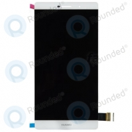 Huawei P8 Max Display module LCD + Digitizer white