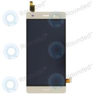 Huawei P8 Lite Display module LCD + Digitizer gold