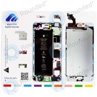 Magnetic screw mat for Apple iPhone 6 Plus