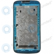 Huawei Ascend G610 Front cover black