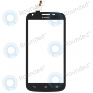 Huawei Ascend Y600 Digitizer touchpanel black