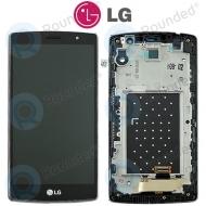 LG G4s, G4 Beat (H735) Display unit complete titanACQ88470601