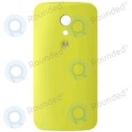 Motorola Moto G (2014), Moto G2, Moto G (2nd Gen) Battery cover lemon 20DBU010003; SJHN1138A