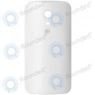 Motorola Moto G (2014), Moto G2, Moto G (2nd Gen) Battery cover white 20DBU010002; SJHN1134A