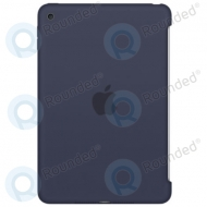 Apple iPad Mini 4 Silicone case midnight blue MKLM2ZM/A MKLM2ZM/A