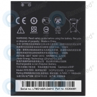HTC Desire 516 Dual Battery B0PB5200 1950mAh 35H00227-04M