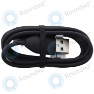 HTC USB data cable DC M600 black 99H10726-00 99H10726-00