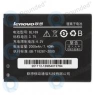 Lenovo A789, P70, S560, P800 Battery BL169 2000mAh