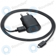 Nokia USB Power adapter AC-60E 1500mAh incl. USB data cable black 02737X3 02737X3