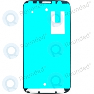 Samsung Galaxy Mega 6.3 (i9205) Adhesive sticker for front cover