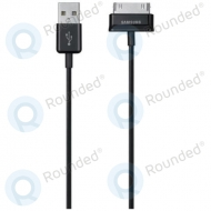 Samsung USB data cable ECC1DP0UBE 1m 30 pin black ECC1DP0UBE ECC1DP0UBE