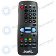 Sharp  Remote control G1060BMSA (RRMCG1060BMSA) RRMCG1060BMSA