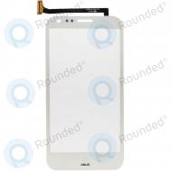 Asus PadFone 2 A68 Digitizer touchpanel white