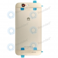 Huawei Ascend G7 Battery cover gold