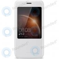 Huawei G8 View flip cover white 51991198 51991198
