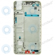Huawei Honor 7i Front cover white