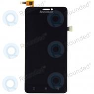 Lenovo S850 Display module LCD + Digitizer black