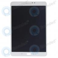 Samsung Galaxy Tab S2 8.0 (SM-T710, SM-T715) Display module LCD + Digitizer white GH97-17697B